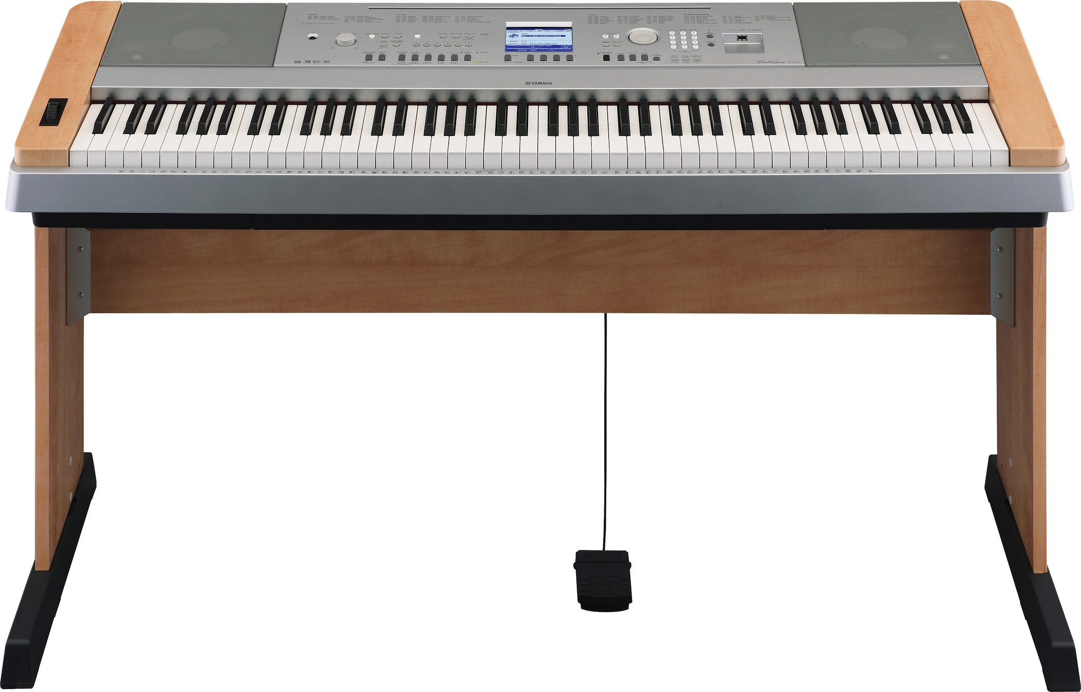 yamaha dgx 640c pian digital portabil soundcreation. Black Bedroom Furniture Sets. Home Design Ideas