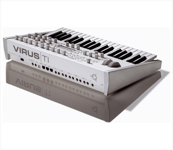access virus ti polar sintetizator digital soundcreation. Black Bedroom Furniture Sets. Home Design Ideas