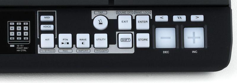 Yamaha dtx multi12 drum pad soundcreation for Yamaha dtx multi pad