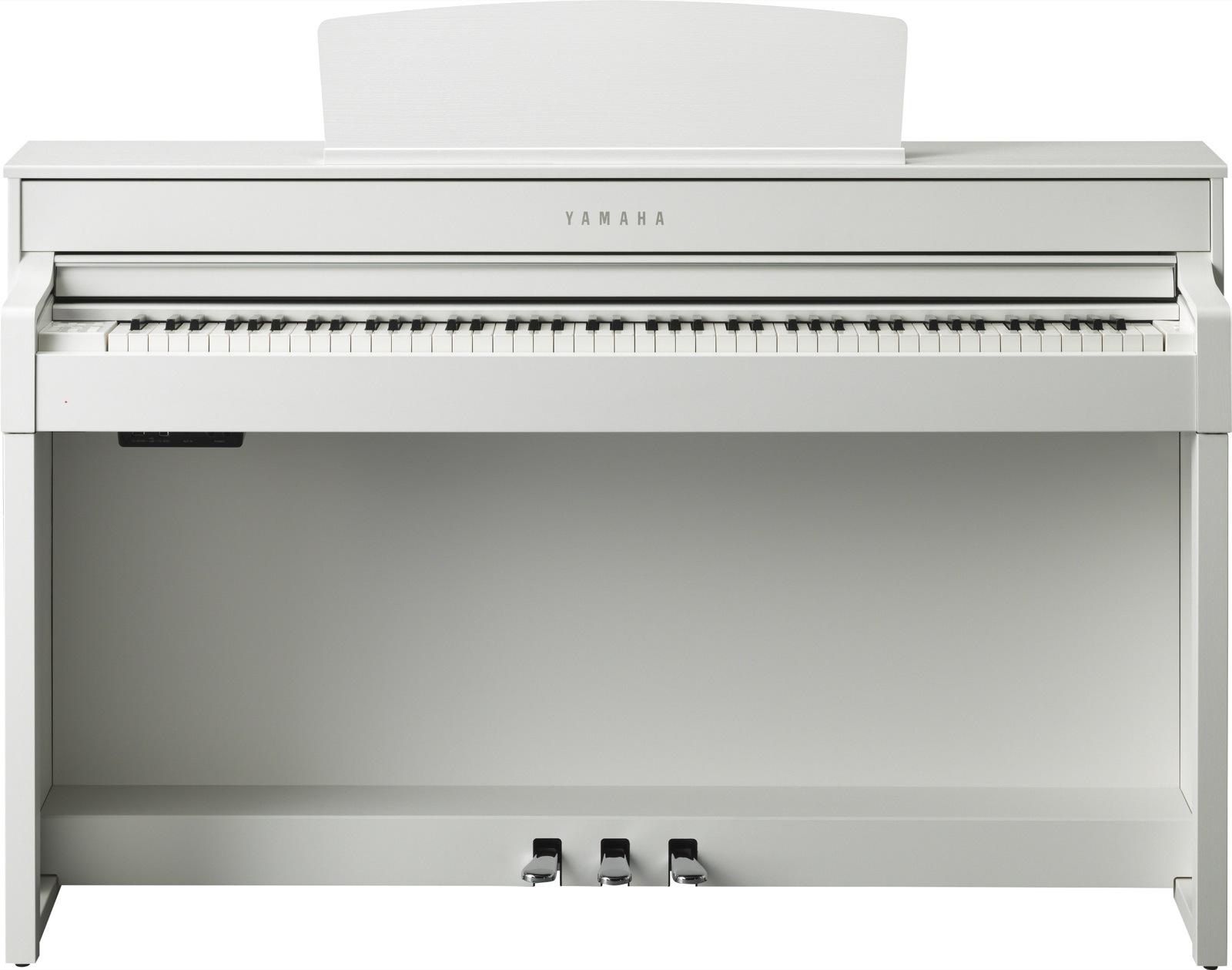 yamaha clavinova clp 545 white pian digital soundcreation. Black Bedroom Furniture Sets. Home Design Ideas