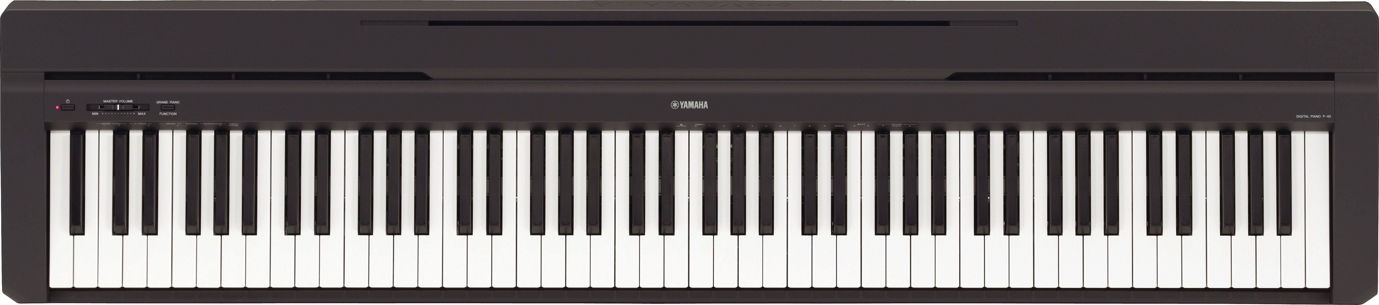 yamaha p 45b pian digital soundcreation. Black Bedroom Furniture Sets. Home Design Ideas