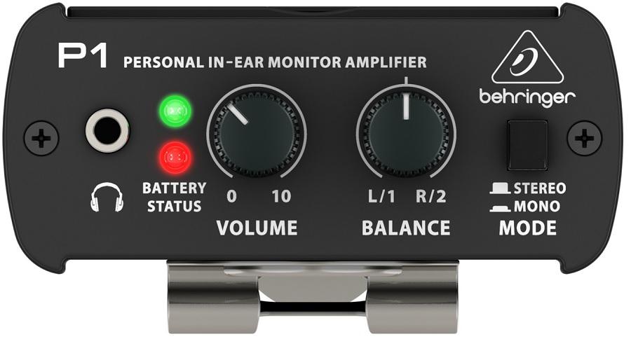 behringer p1 powerplay amplificator portabil de căști soundcreation