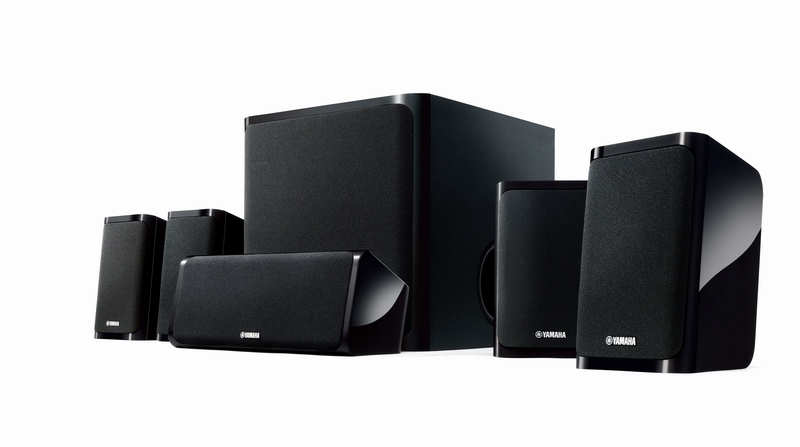 Yamaha NS-P40 - Sistem home-theater 5.1 - SoundCreation