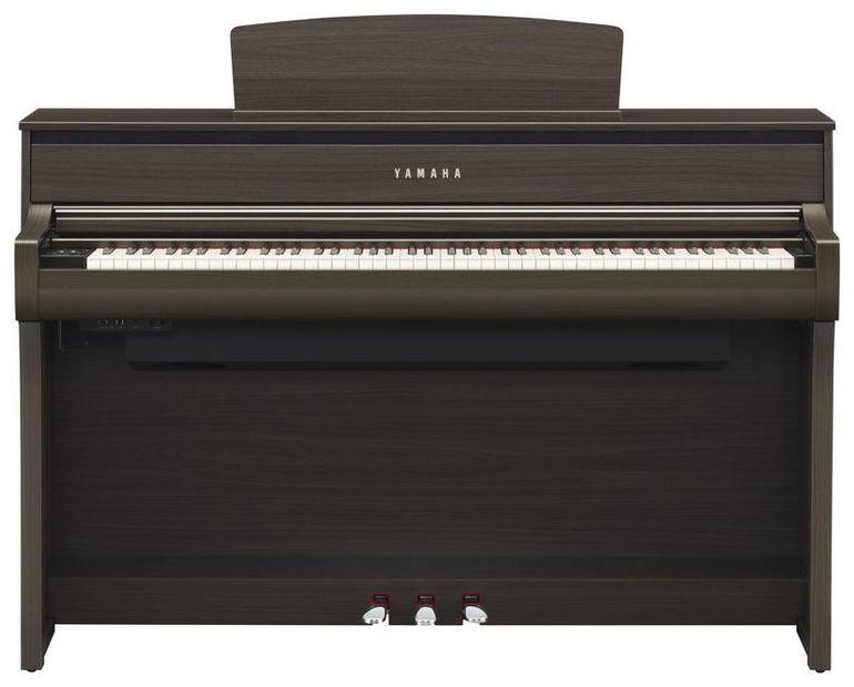 yamaha clavinova clp 675 dw pian digital soundcreation. Black Bedroom Furniture Sets. Home Design Ideas
