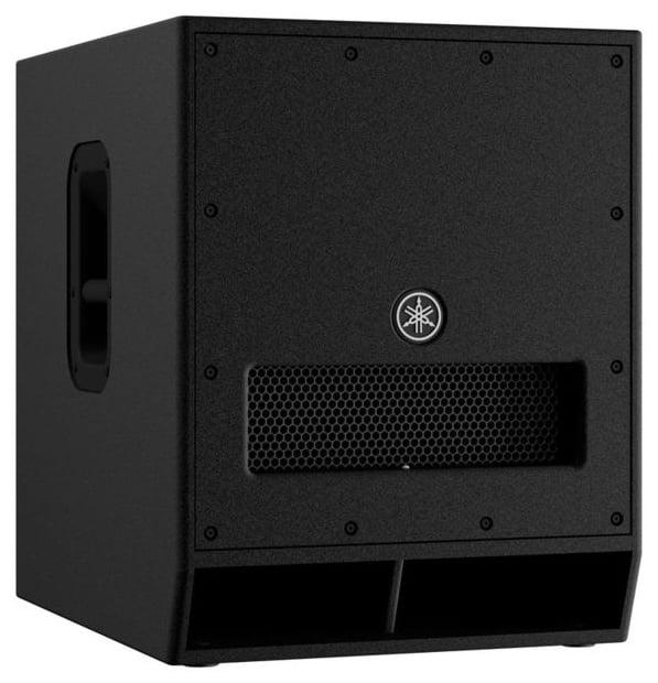yamaha dxs 15 mk2 subwoofer activ soundcreation. Black Bedroom Furniture Sets. Home Design Ideas