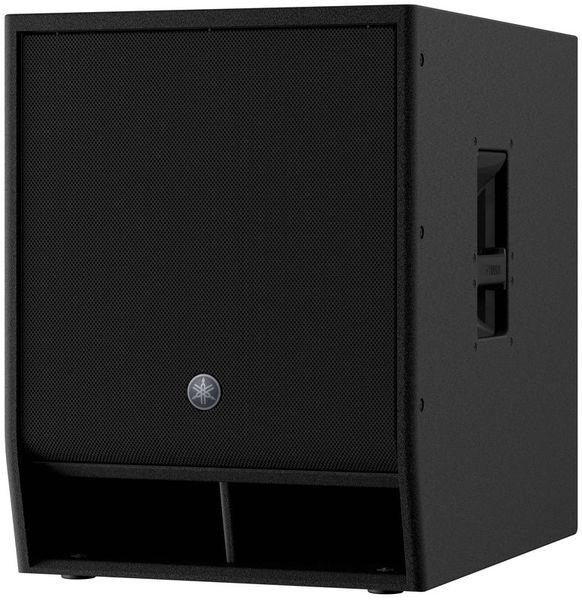yamaha dxs 15 xlf subwoofer activ soundcreation. Black Bedroom Furniture Sets. Home Design Ideas