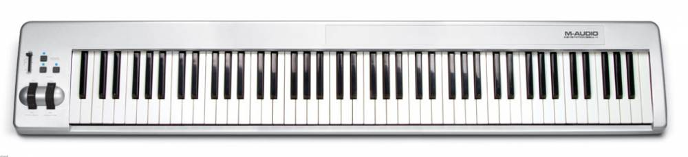 Software for Midi Keyboard piano practice - Raspberry Pi Forums