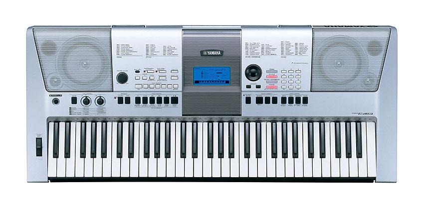 Yamaha psr e413 claviaturi cu aranjor soundcreation for Yamaha psr ew300 review