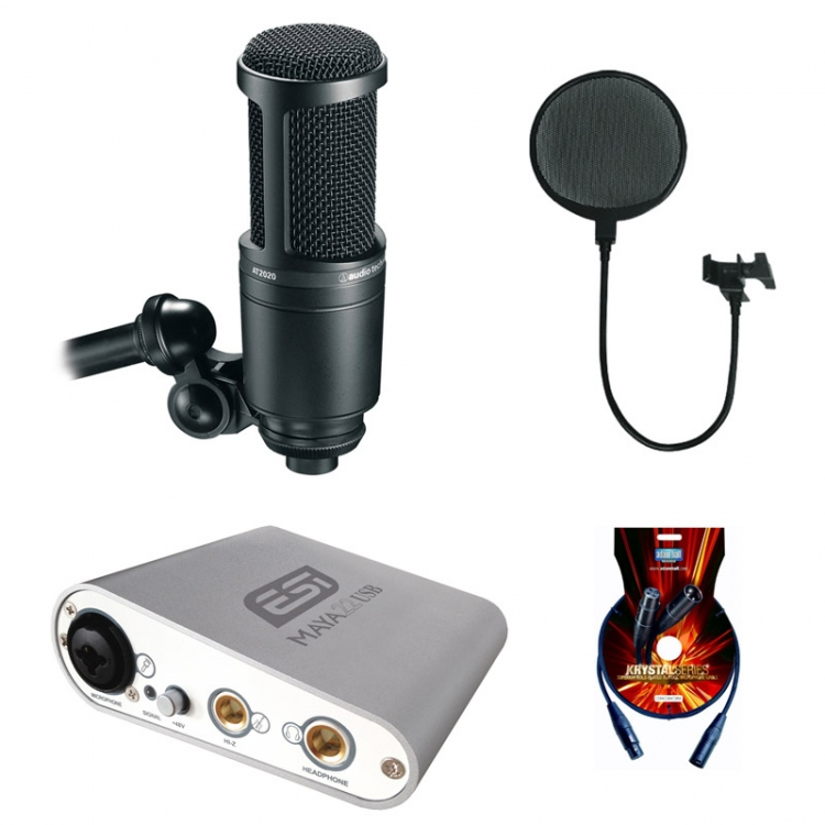 Soundcreation Mic Recording Set
