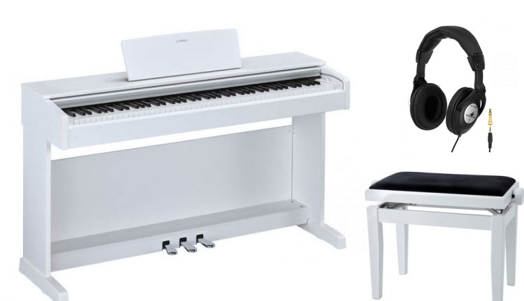 Yamaha YDP-144 White Set