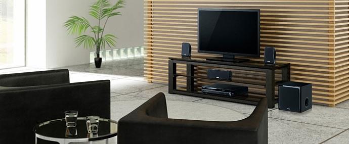 yamaha ns p20 sistem home theater 5 1 soundcreation. Black Bedroom Furniture Sets. Home Design Ideas