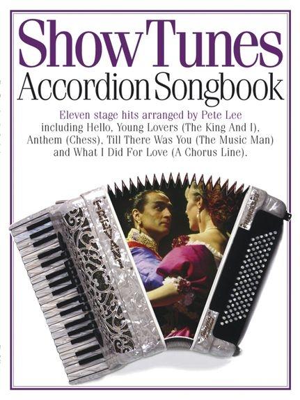 Accordion Songbook Show Tunes