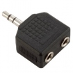 Adaptor Y  Adam Hall Y-TRS mini 7556