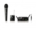Sistem wireless dual  AKG WMS40 Mini2 Vocal-Instrument
