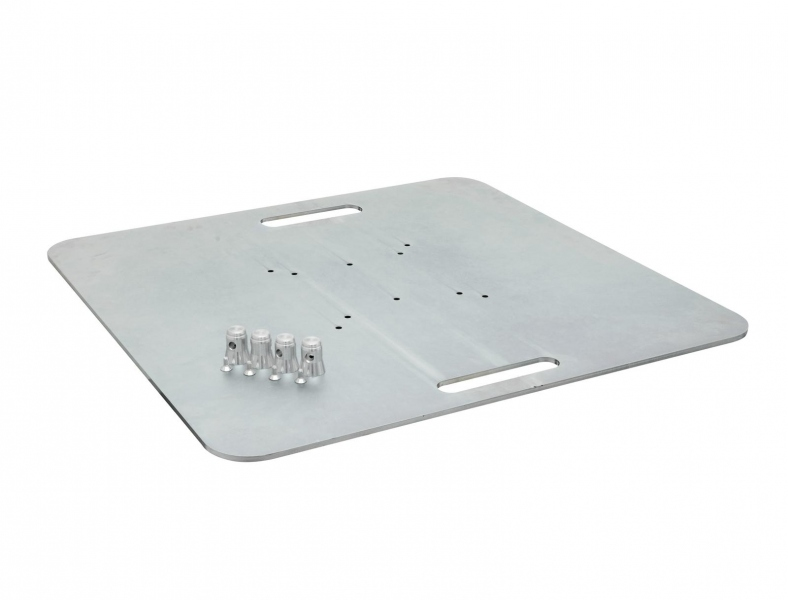 Alutruss Base plate BP-40 80x80