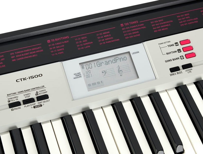 Casio Casio CTK-1500+