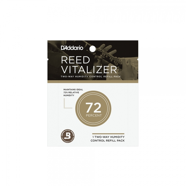 Daddario Woodwinds Reed Vitalizer Single Refill 72