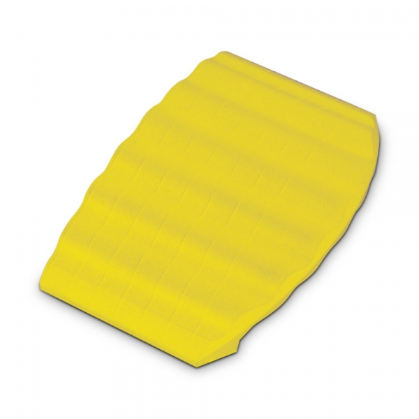 Defender Office Yellow End Ramp