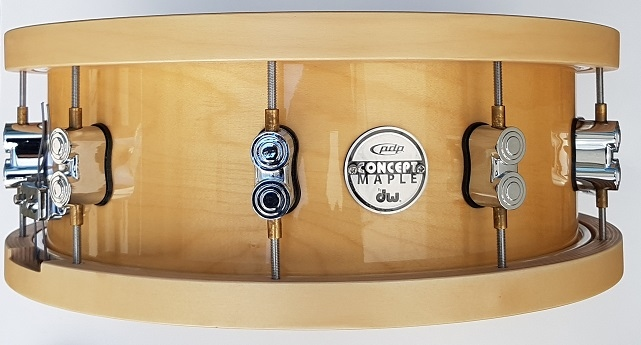 DW PDP Concept Thick Wood Hoop 1455