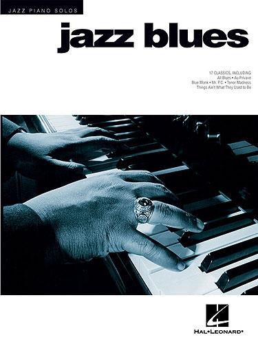 JAZZ PIANO SOLOS VOLUME 2  JAZZ BLUES (SECOND EDITION) PF