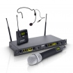 Set wireless dual  LD Systems WIN 42 HBH2 Dual