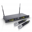 Set wireless dual  LD Systems WIN 42 HHC2 Dual