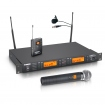 Set microfoane wireless  LD Systems WS 1000 G2 HHL2