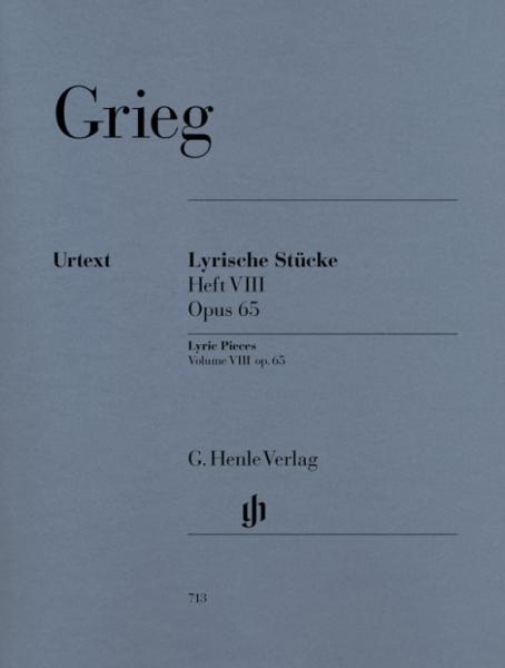 Lyric Pieces - Volume VIII Op.65