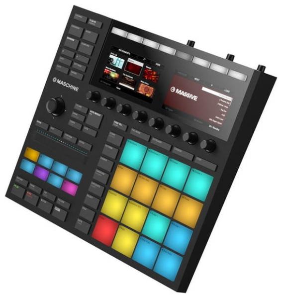 Sequencer/sampler/controler Native Instruments Maschine MK3