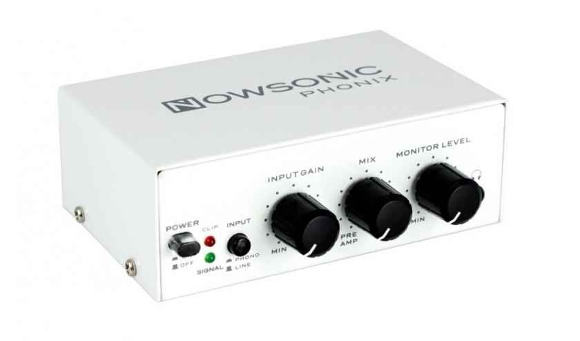 Preamplificator phono Nowsonic Phonix