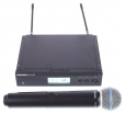 Set wireless  Shure BLX24R / Beta58