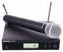 Set wireless  Shure BLX24R / PG58