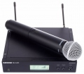 Set wireless  Shure BLX24R / SM58