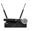 Set microfon wireless  Shure QLXD24 / Beta58