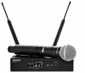 Set microfon wireless  Shure QLXD24 / SM58