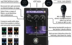 TC Helicon TC Helicon VoiceTone X1