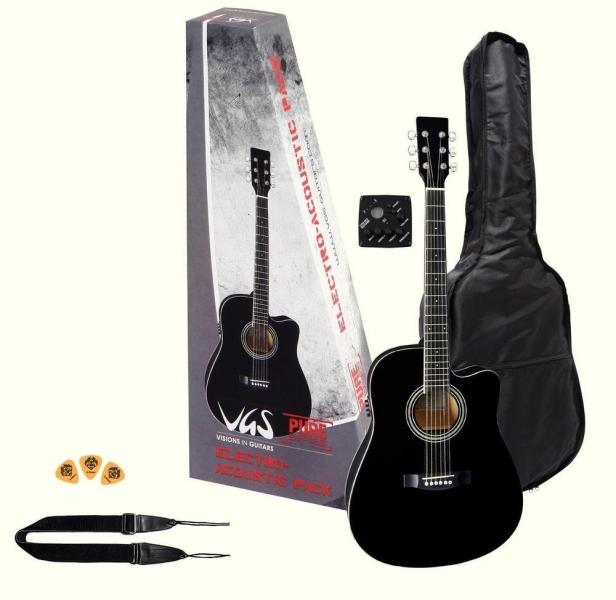 VGS VGS D-1 CE Black Pack