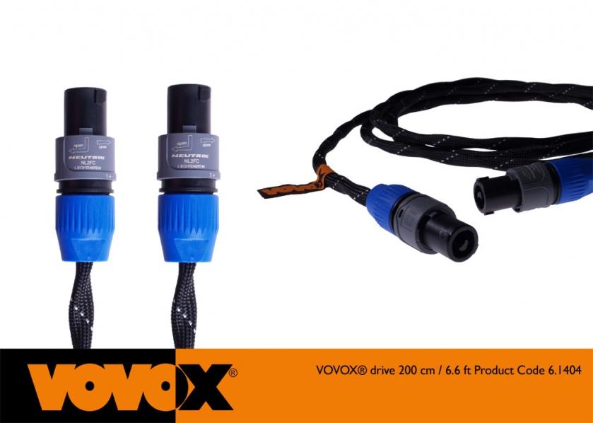 Vovox Drive Speakon 200