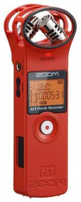 Zoom H1 Red - Limited Edition